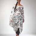 346.Africa Fashion Week New York Runway Show Morocco Caftan New York