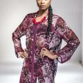 369.Africa Fashion Week New York Runway Show Morocco Caftan New York