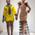 382.Africa Fashion Week New York Runway Show Dahil Republic of Couture