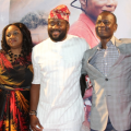 thumbs group5 'Apaye; A Mother's Love' premieres in Lagos