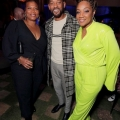 Hollywood, CA – January 14, 2020: Queen Latifah, Will Smith, Actor/Producer, and Tiffany Haddish attend the Los Angeles Premiere of Columbia Pictures BAD BOYS FOR LIFE.