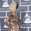 53rd Annual GRAMMY Awards at the Staples Center in Los Angeles.