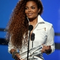 Honoree Janet Jackson accepts the Ultimate Icon Award