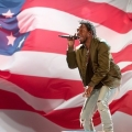 Recording artist Kendrick Lamar performs onstage