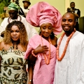 thumbs 411 A Glimpse at the Nuptial Between Ini Edo and Philip Ehiagwina