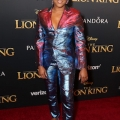 """HOLLYWOOD, CALIFORNIA - JULY 09: Tiffany Haddish attends the World Premiere of Disney's """"THE LION KING"""" at the Dolby Theatre on July 09, 2019 in Hollywood, California. (Photo by Jesse Grant/Getty Images for Disney)"""