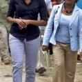 Haiti Michelle Obama