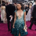 Betty Gabriel arrives for the live ABC Telecast of The 90th Oscars® at the Dolby® Theatre in Hollywood, CA on Sunday, March 4, 2018.