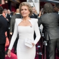 Jane Fonda arrives for the live ABC Telecast of The 90th Oscars® at the Dolby® Theatre in Hollywood, CA on Sunday, March 4, 2018.