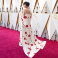 Paz Vega arrives on the red carpet of The 90th Oscars® at the Dolby® Theatre in Hollywood, CA on Sunday, March 4, 2018.