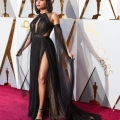 Taraji P. Henson arrives on the red carpet of The 90th Oscars® at the Dolby® Theatre in Hollywood, CA on Sunday, March 4, 2018.