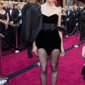 St. Vincent arrives on the red carpet of The 90th Oscars® at the Dolby® Theatre in Hollywood, CA on Sunday, March 4, 2018.