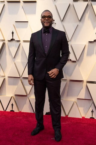 Tyler Perry arrives on the red carpet of The 91st Oscars® at the Dolby® Theatre in Hollywood, CA on Sunday, February 24, 2019.