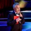 Alfonso Cuarón of Mexico accepts the Oscar® for best foreign language film during the live ABC Telecast of The 91st Oscars® at the Dolby® Theatre in Hollywood, CA on Sunday, February 24, 2019.