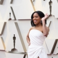 Regina King, Oscar® nominee, arrives on the red carpet of The 91st Oscars® at the Dolby® Theatre in Hollywood, CA on Sunday, February 24, 2019.
