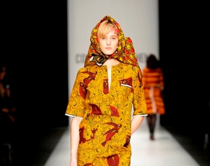 PHOTO © PETER STIGTER  AMSTERDAM INTERNATIONAL FASHION WEEK FALL/WINTER 2010  FILENAME IS DESIGNER NAME