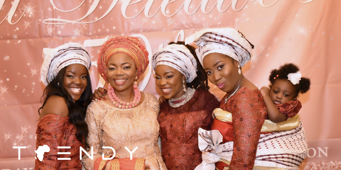 Trendy Africa Magazine Headgear 'gele' compilation. Photo credit: Tosan Aduayi for Trendy Africa LGE production is a Trendy Africa original Event.
