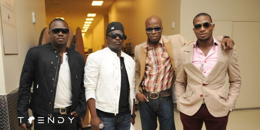 Wande Coal, D'banj in DC