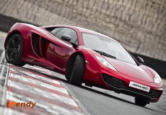 The Mclaren Mp4 12c Is A High Performance Two Seat Mid Engine Model In Core Sports Car Market Segment For Cars Costing Between 125 000 And 175