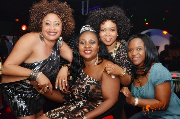 223 Jane Ekwonye Celebrates 40th birthday in Dallas