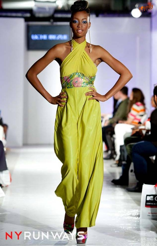 ... Mak designs set for African Debut at Nigerian Fashion week, Lagos