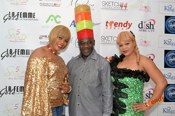 lge 180 Gele Couture Revealed at the 2nd annual LGE 2011 in Texas