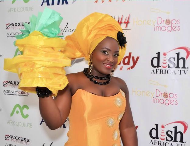 lge 315 Gele Couture Revealed at the 2nd annual LGE 2011 in Texas