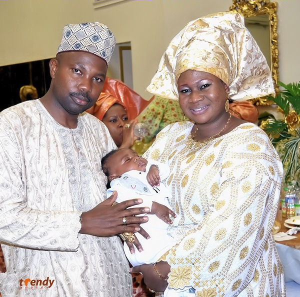 DSC 0482 Naming Ceremony of Folajuwon Salami