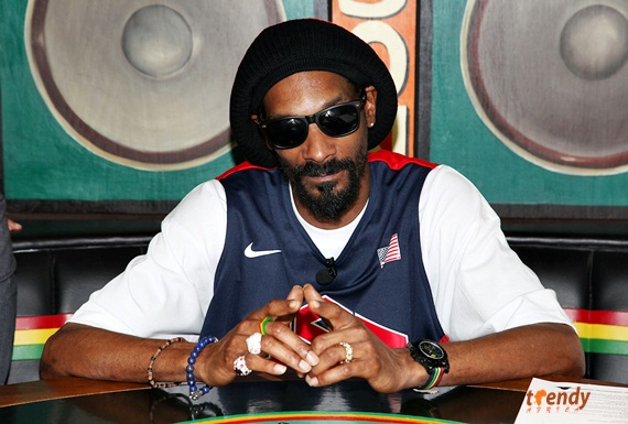 """Snoop Lion Special """"Reincarnation"""" Record Release Event"""