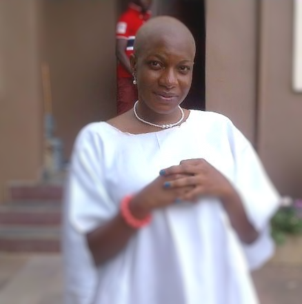 Chika Ike 1 Nollywood Actress Chika Ike shaves hair for movie role