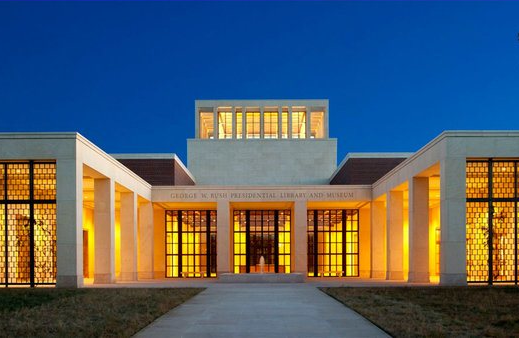 wre George W. Bush Presidential Center Opening in Dallas