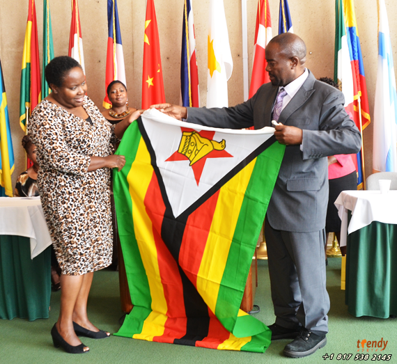 Wedding Menu Ideas In Zimbabwe: City Of Dallas Hosts Business Delegates From Zimbabwe