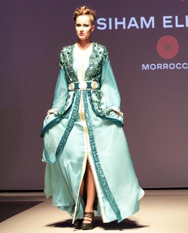 Siham Elhabti - Morocco