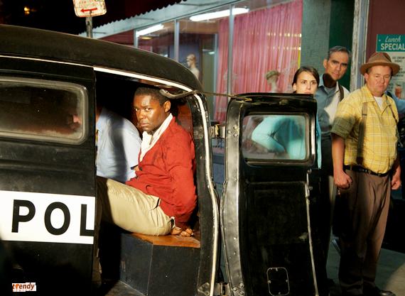 David Oyelowo in The Butler - Photo by Anne Marie Fox