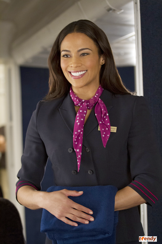 Paula Patton in  Baggage Claim