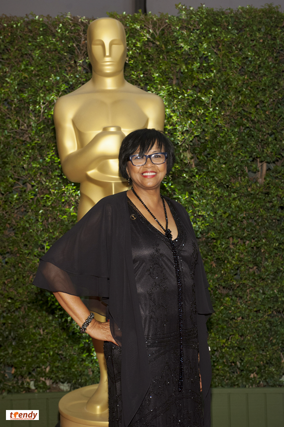 Cheryl Boone Isaacs, president of the Academy of Motion Picture Arts and Sciences