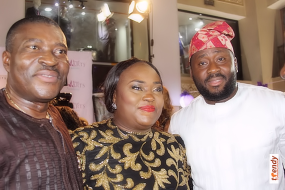 KOKEmemDes 'Apaye; A Mother's Love' premieres in Lagos