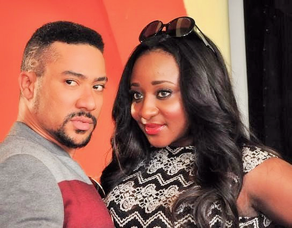 ininmajid Copy Majid Michel, Ini Edo star in Knocking on Heavens door