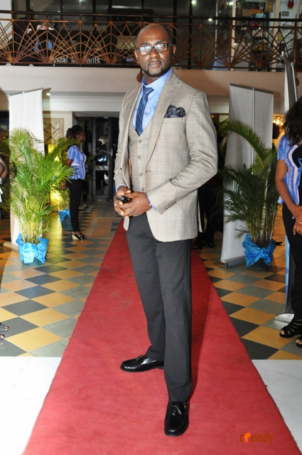 AnthonyMonjaro2 Lagos Movie Premiere: 'Knocking On Heavens Door'