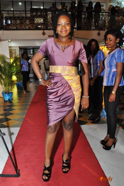 UduakOguamanam Lagos Movie Premiere: 'Knocking On Heavens Door'