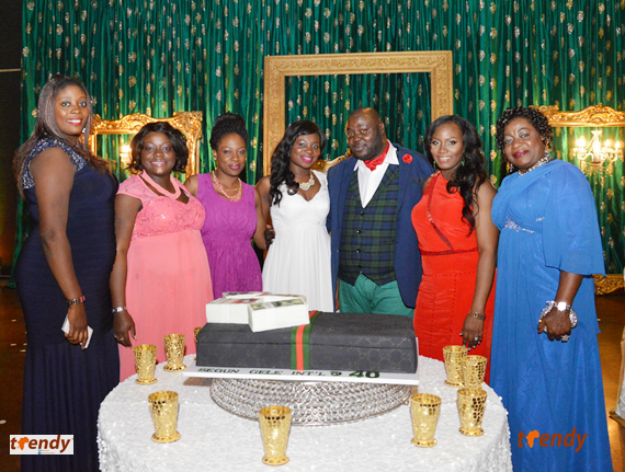 DSC 6526 Segun Gele Exclusive Birthday Event