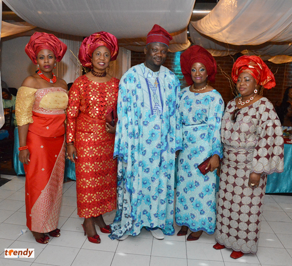 ari 693 Wedding: Nicole and Gbolahan Ariyo