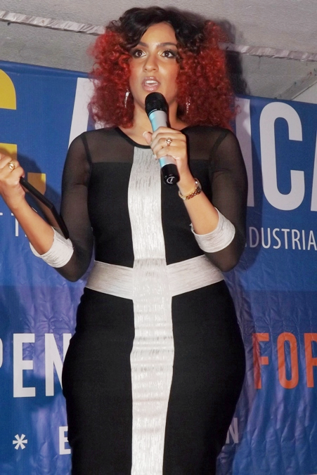 jiu 1 Professional Award for Actress Juliet Ibrahim