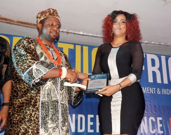 jiu 2 Professional Award for Actress Juliet Ibrahim