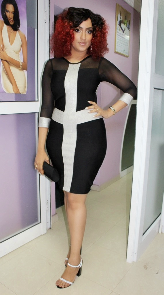 qww Professional Award for Actress Juliet Ibrahim
