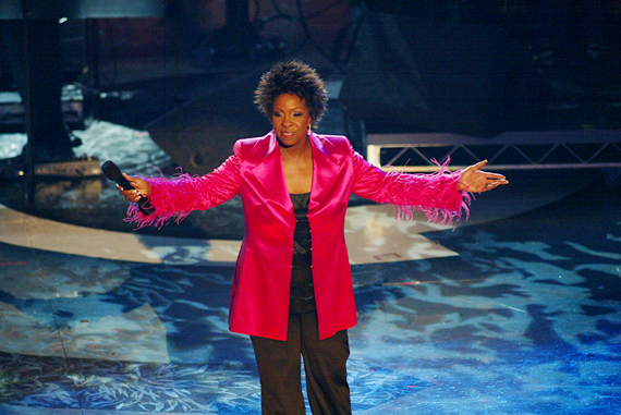 Gladys Knight at the 2005 BET Awards