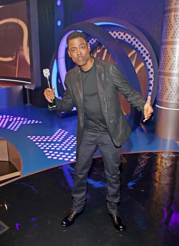 Host of BET Awards 2014 Chris Rock
