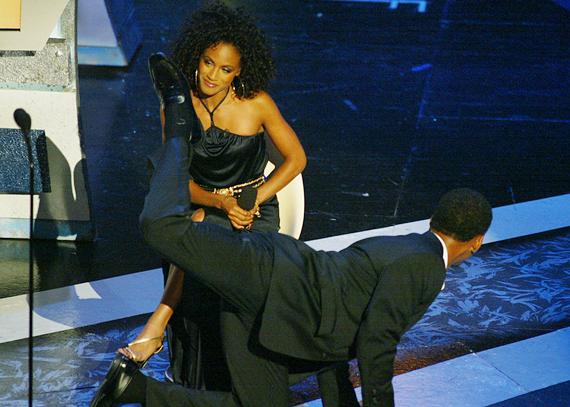 Jada Pinkett-Smith & Will hosting 2005 BET Awards