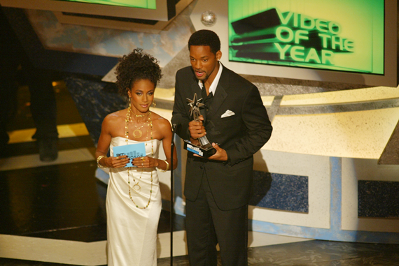 Jada and Will hosted a BET Award show