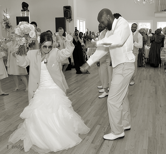 TDY 3861 Wedding: Mark and Joni Opara in Kansas City
